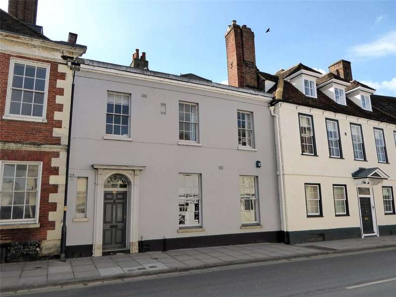 2 Bedrooms Flat for sale in Crane Street, Salisbury, Wiltshire, SP1