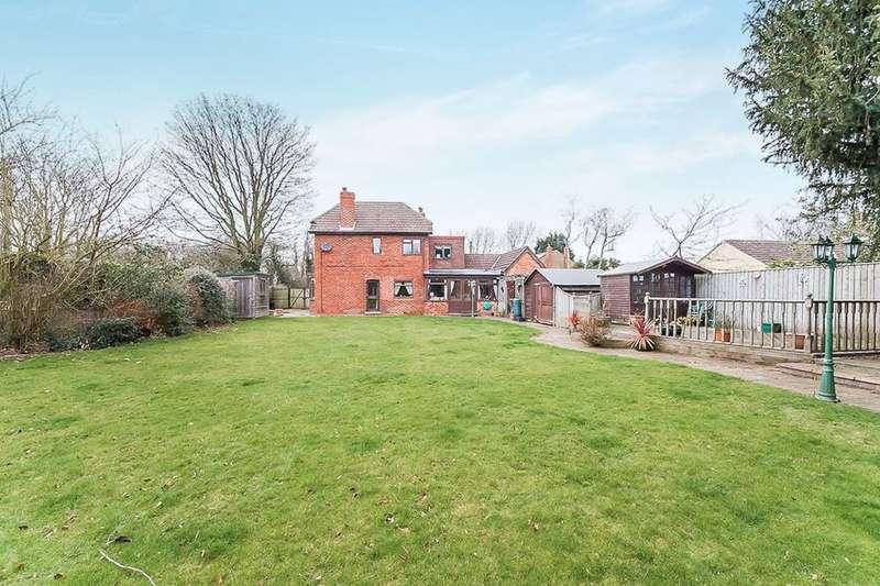 4 Bedrooms Detached House for sale in Brick Lane, East Halton, DN40