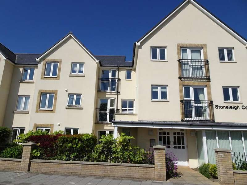 1 Bedroom Flat for sale in STONELEIGH COURT, PORTHCAWL, CF36 3DY