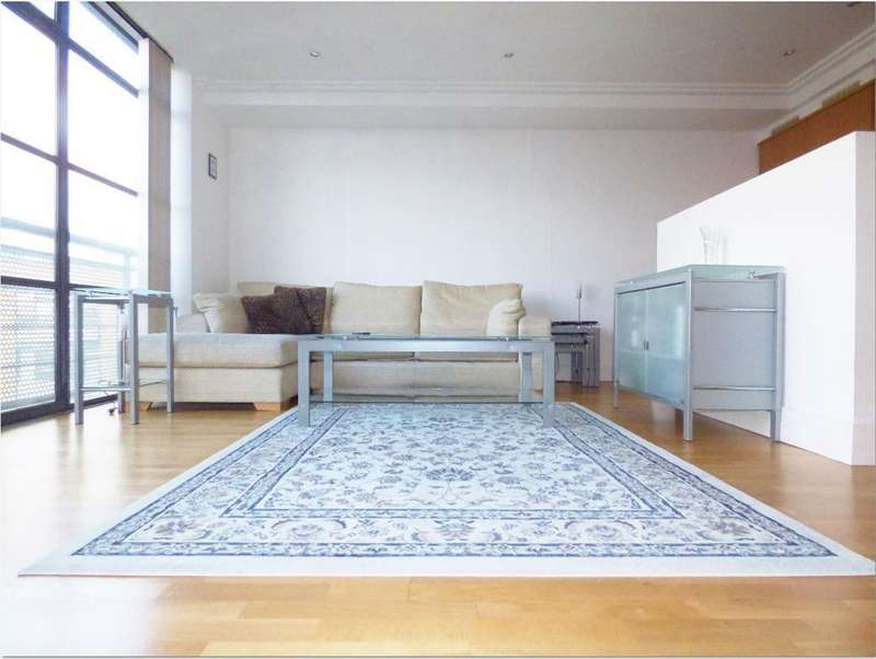 1 Bedroom Flat for sale in Point Wharf Lane, Brentford, TW8