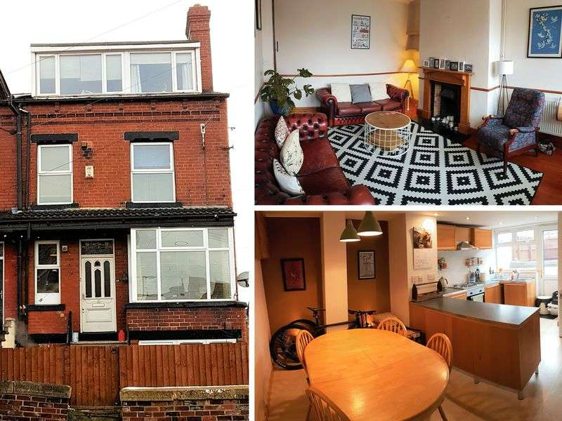 2 Bedrooms Property for sale in Adwick Place, Leeds