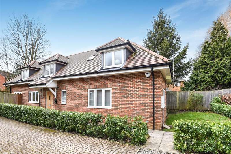 3 Bedrooms Detached House for sale in Ashley Road, Reading, Berkshire, RG1