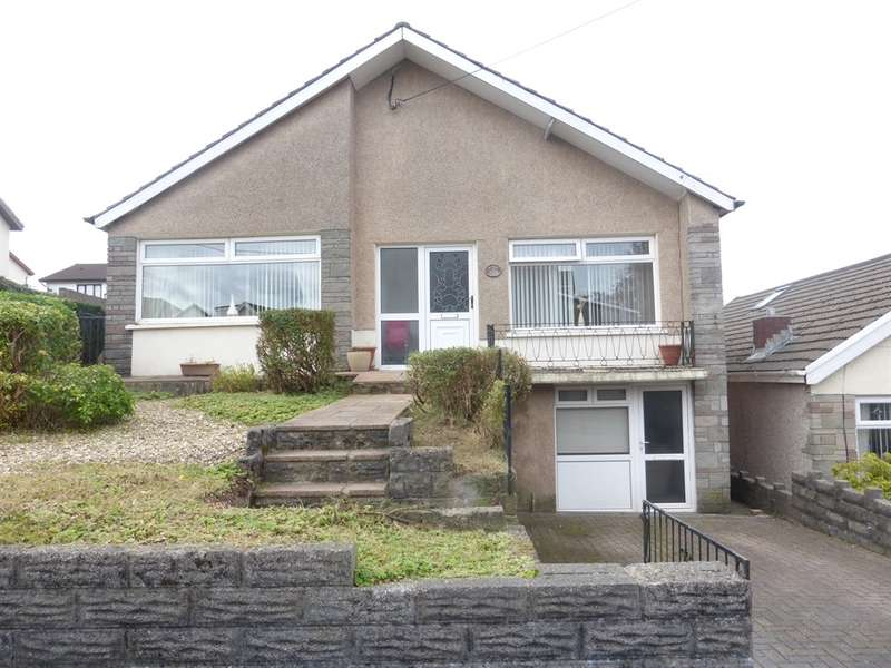 4 Bedrooms Detached Bungalow for sale in Alma Road, Maesteg