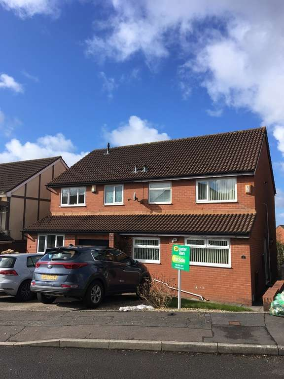 3 Bedrooms Semi Detached House for sale in Deepfield Close, Cardiff