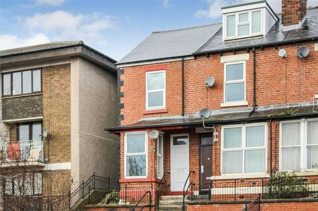 3 Bedrooms Terraced House for sale in Rock Street, Sheffield, South Yorkshire