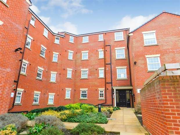 2 Bedrooms Flat for sale in Barberry Court, Barnsley, South Yorkshire
