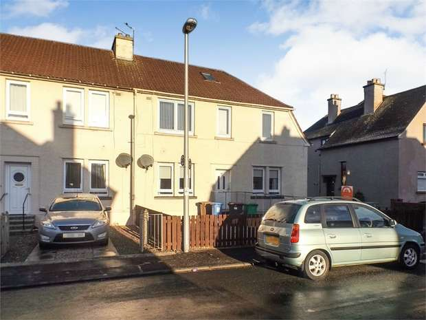 2 Bedrooms Flat for sale in Leven Road, Kennoway, Leven, Fife