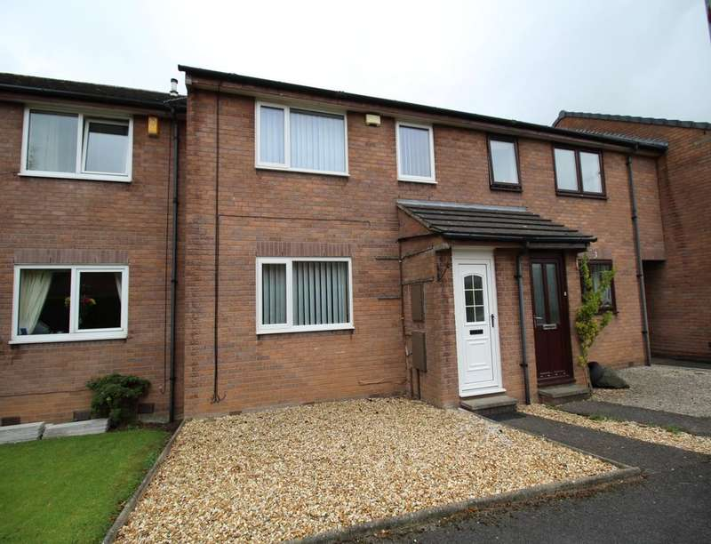 3 Bedrooms Property for sale in Harraby Grove Court, Carlisle, CA1
