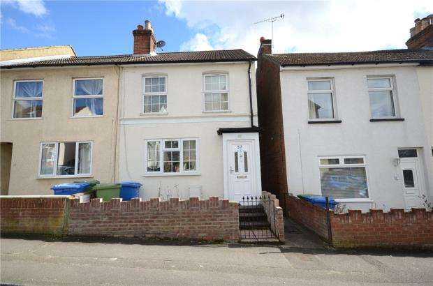 3 Bedrooms End Of Terrace House for sale in Waterloo Road, Aldershot, Hampshire