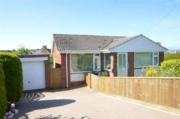 3 Bedrooms Detached Bungalow for sale in Brook Meadow, Exmouth, Devon