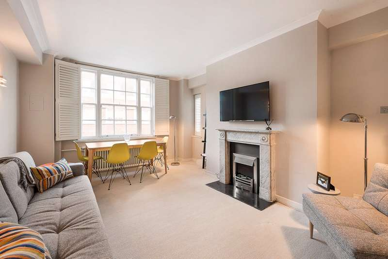 2 Bedrooms Flat for sale in Cranmer Court, Whiteheads Grove, Chelsea, London, SW3
