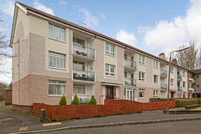 2 Bedrooms Flat for sale in Myrtle Place, Glasgow, Lanarkshire