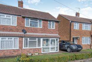 3 Bedrooms Semi Detached House for sale in Teesdale Road, Dartford, Kent