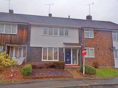 3 Bedrooms Terraced House for sale in Lee Chapel South, Basildon, Essex