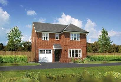 4 Bedrooms House for sale in Plot 5, The Stables, Close Lane, Alsager