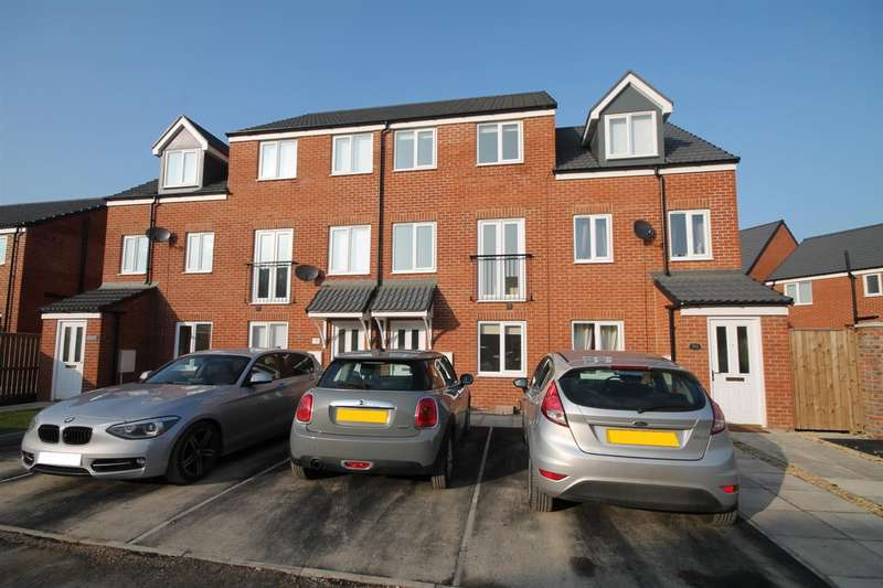 3 Bedrooms Town House for rent in Bell Avenue, Bowburn, Durham