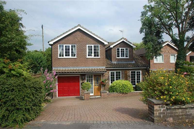 4 Bedrooms Detached House for sale in Hall Hill, Bollington, Macclesfield