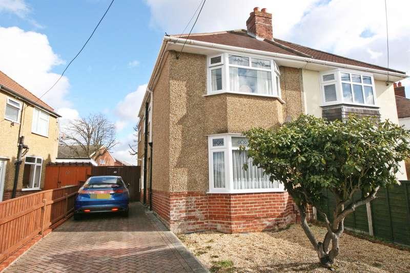 3 Bedrooms Semi Detached House for sale in Seaview Estate, Netley Abbey, Southampton, SO31 5BQ