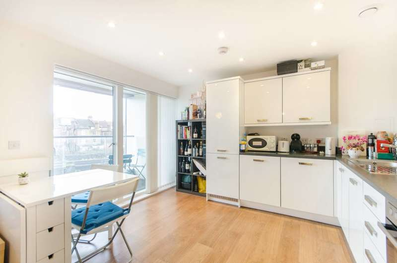 1 Bedroom Flat for sale in Chamberlayne Road, Kensal Rise, NW10