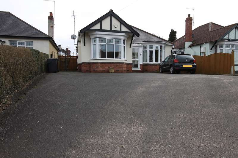2 Bedrooms Detached Bungalow for sale in Worcester Road, Hagley, Stourbridge, DY9
