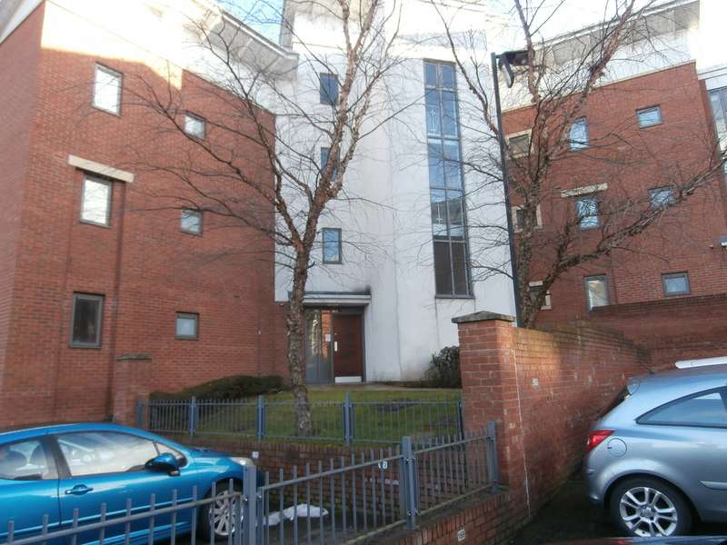 2 Bedrooms Apartment Flat for sale in Albion Street, Horsley Fields WV1