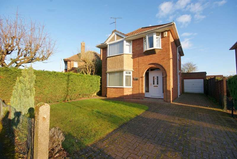 3 Bedrooms Detached House for sale in Newark Road, North Hykeham, Lincoln LN6