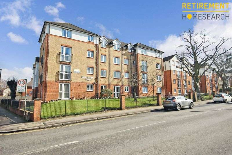 1 Bedroom Property for sale in Marlborough Court (Wallington), Wallington, SM6 9PG