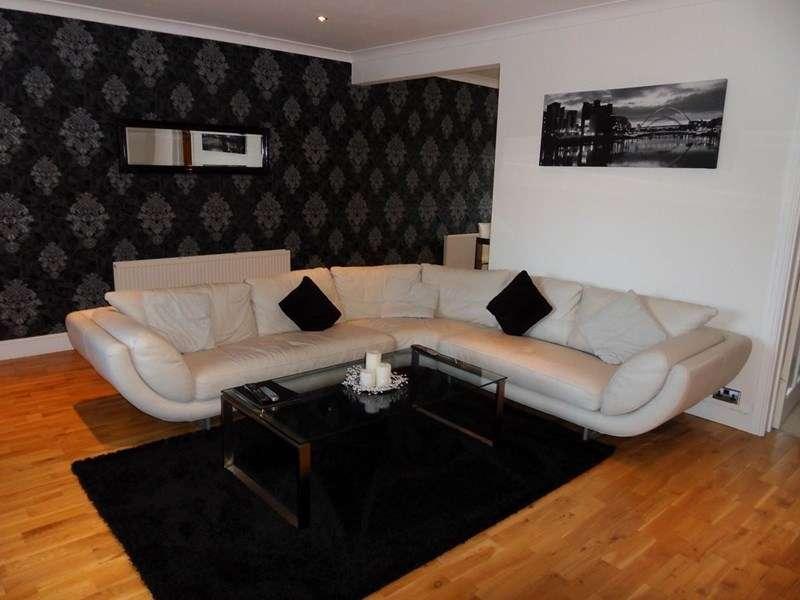 1 Bedroom Property for sale in Jubilee Terrace, Bedlington, Northumberland, NE22 5UW
