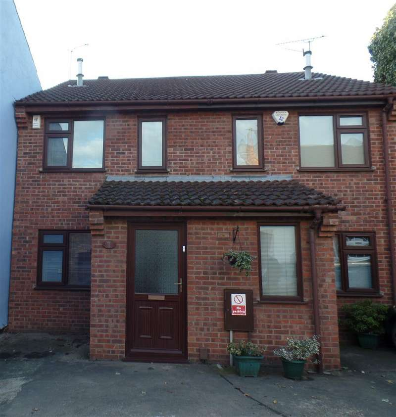 2 Bedrooms Detached House for sale in Thomas Court, Lincoln