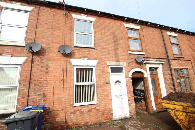 2 Bedrooms Terraced House for sale in Branston Road, Burton