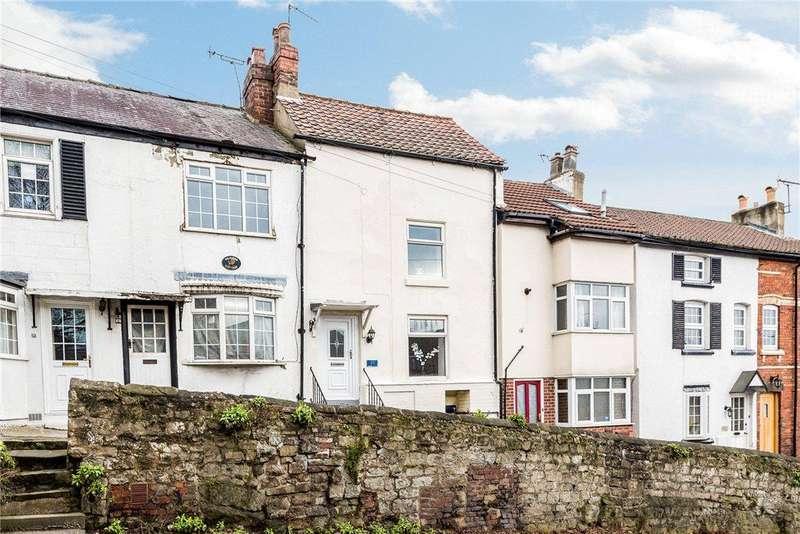 3 Bedrooms Unique Property for sale in Briggate, Knaresborough, North Yorkshire