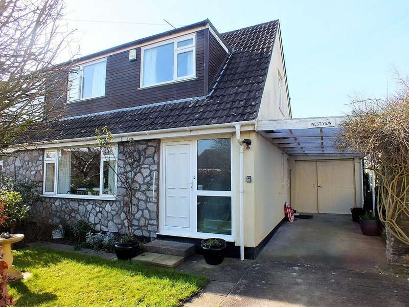 3 Bedrooms Semi Detached House for sale in Quab Lane, Wedmore