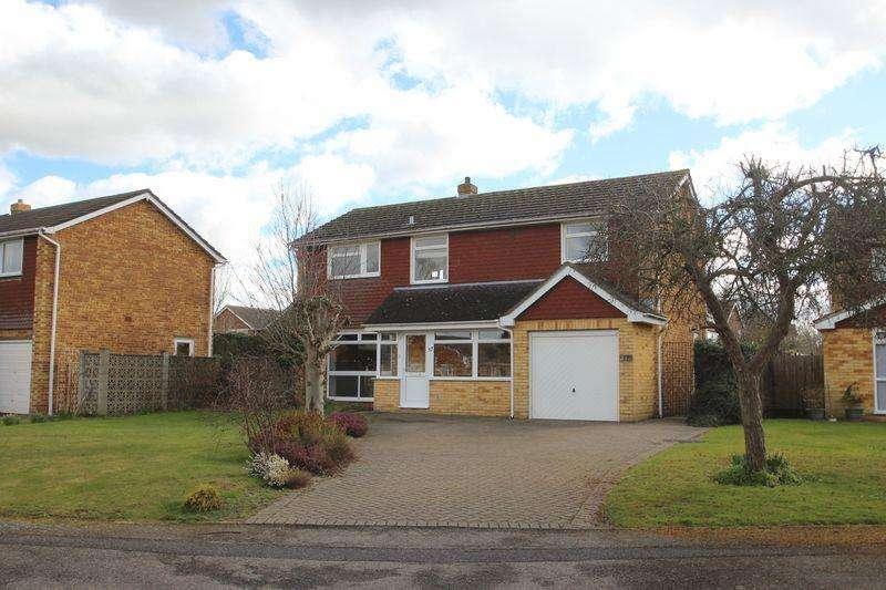 4 Bedrooms Detached House for sale in Cranford Road, Tonbridge