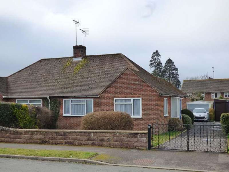 2 Bedrooms Bungalow for sale in St Peters Road, Burgess Hill, RH15