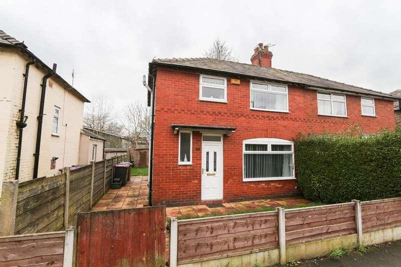 3 Bedrooms Semi Detached House for sale in 61 Caroline Street, Irlam