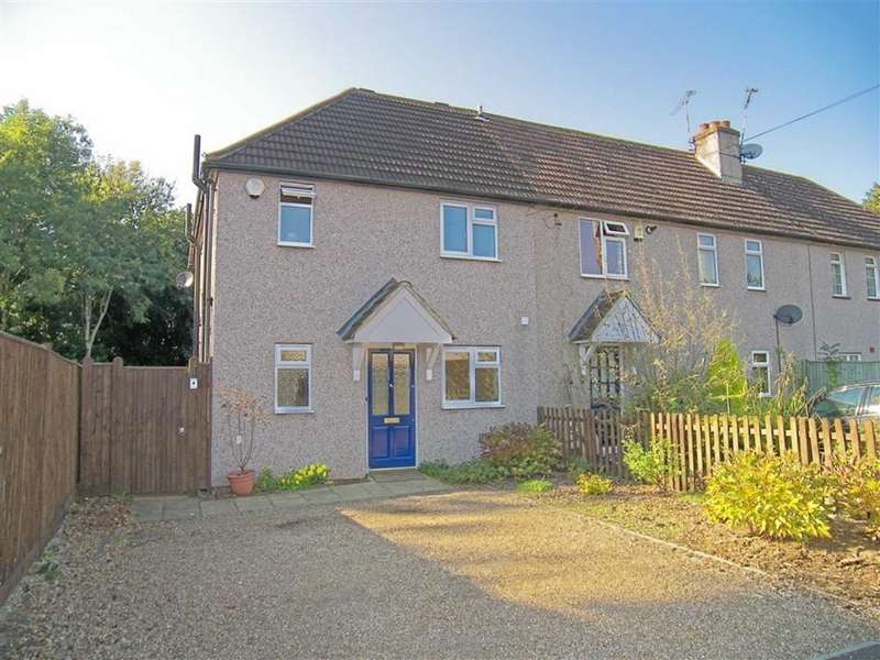 3 Bedrooms End Of Terrace House for rent in Larkfield Road, Bessels Green, TN13