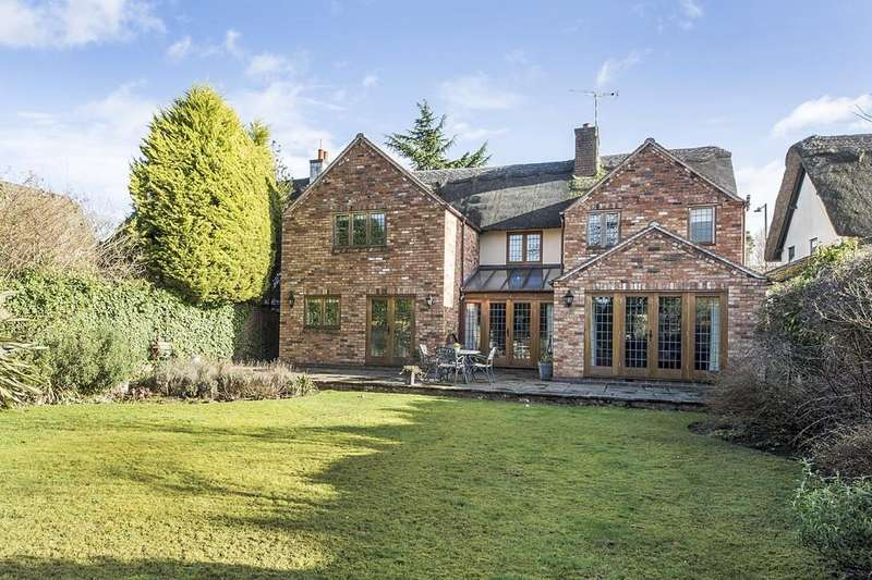 4 Bedrooms Cottage House for sale in Field Gate Lane , Kenilworth