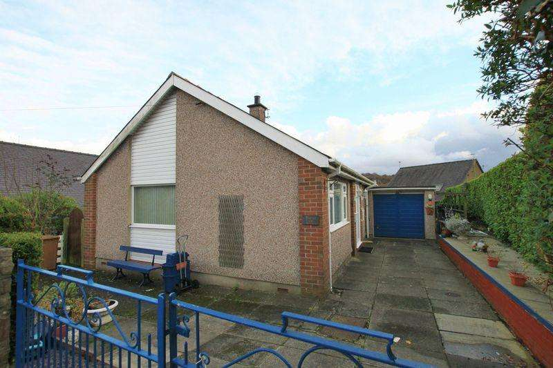 2 Bedrooms Bungalow for sale in Bangor, Gwynedd