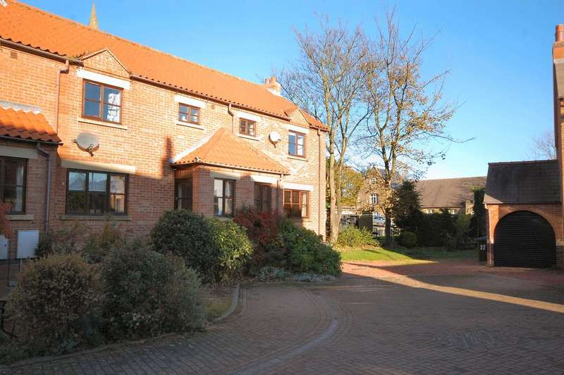 3 Bedrooms End Of Terrace House for sale in Mill Court, Ruswarp YO21