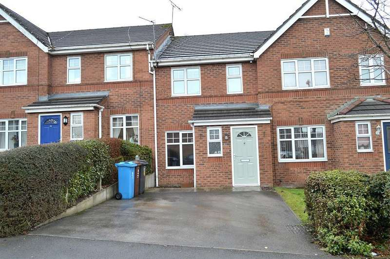 2 Bedrooms Town House for sale in Quantock Drive, Hollins, Oldham, OL8 3WJ