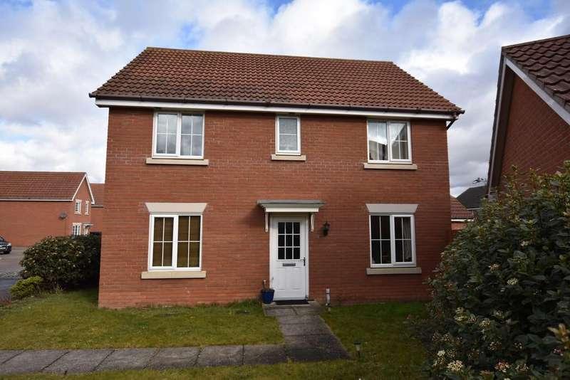 4 Bedrooms Detached House for sale in Manning Road, Bury St. Edmunds