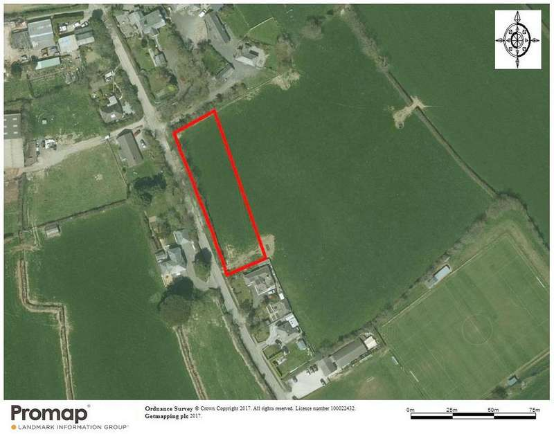 Plot Commercial for sale in Residential Development Land at Trewennan Road, St. Teath PL30