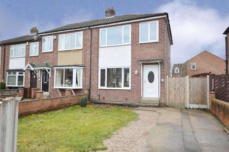 3 Bedrooms Terraced House for sale in Springfield Road, Morley, Leeds