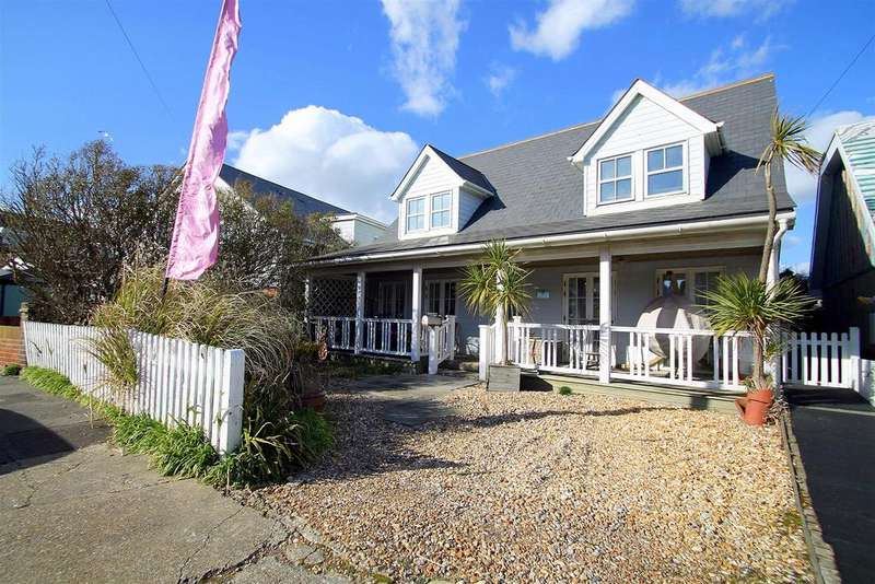 4 Bedrooms Detached House for sale in The Meadway, Shoreham-By-Sea