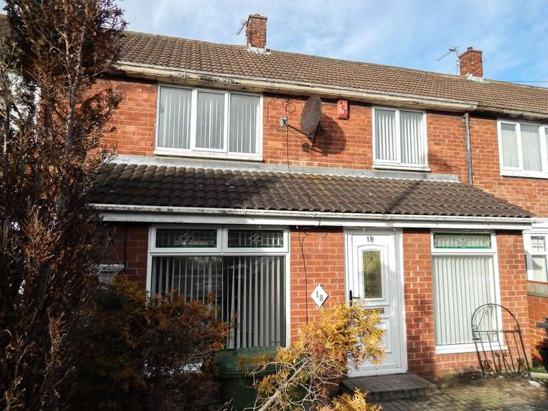 2 Bedrooms House for rent in Froude Avenue, South Shields
