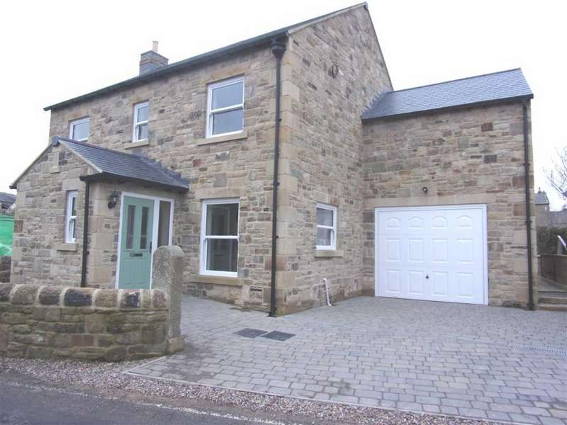 3 Bedrooms Detached House for sale in Ashtree Lane, High Spen, Tyne Wear