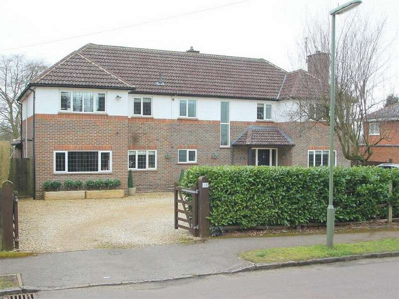 5 Bedrooms Detached House for sale in Parkway, Camberley, Surrey