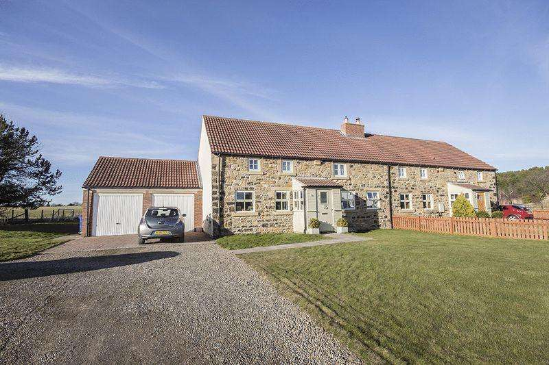 4 Bedrooms Semi Detached House for sale in Belsay House, The Grange, Seghill