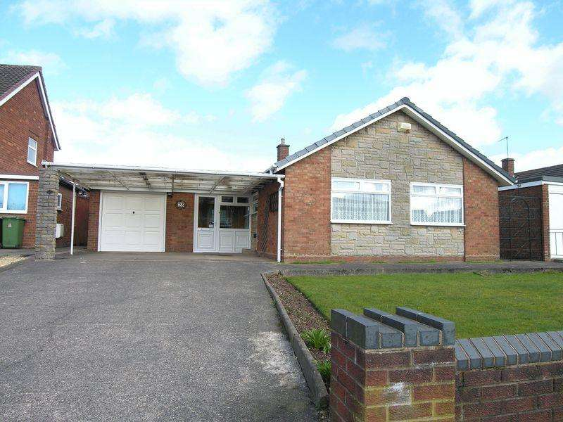 3 Bedrooms Bungalow for sale in Northgate, Walsall