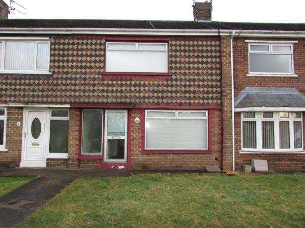 2 Bedrooms Terraced House for rent in GRAMPION WAY, CHILTON, SEDGEFIELD DISTRICT